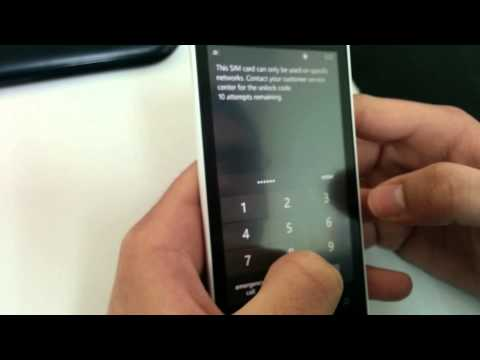Unlock Nokia Lumia 521 from T-mobile US (Unlock Lumia from T-mobile US)