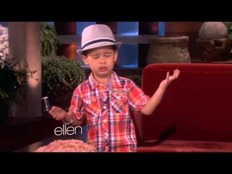 Xxx Mp4 Kai From Ellen Sings Big Sean I Don 39 T Fuck With U NSFW 3gp Sex