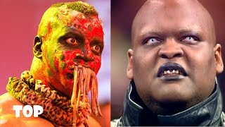 Top 10 Monsters Scariest WWE Wrestlers