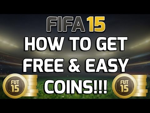 HOW TO GET FREE & EASY COINS ON FIFA 15! - Fifa 15 Coin Making Tip