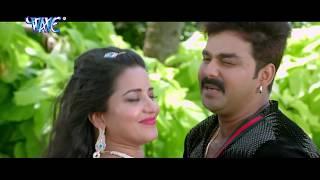 सबसे हिट गाना 2017 - Pawan Singh & Monalisa - चुम्मा लियाईल बा - SARKAR RAJ - Bhojpuri Hot SongS