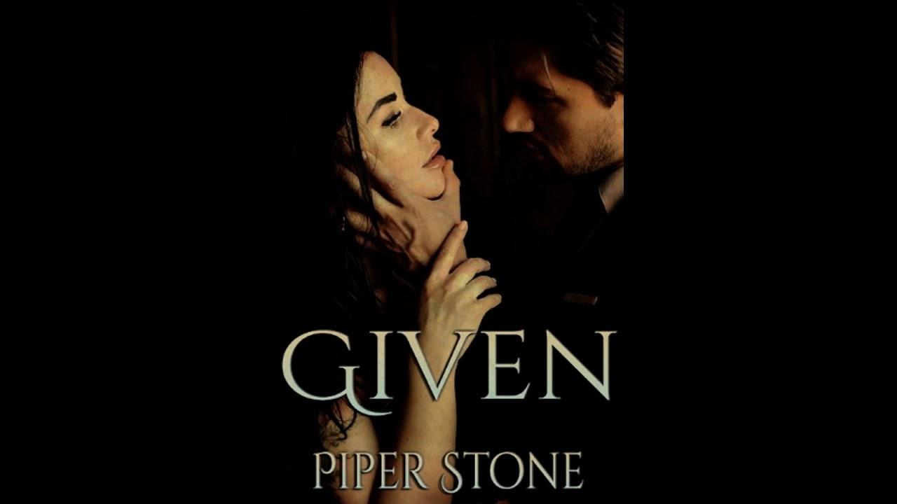 Given - Dark Billionaire Romance - Audio Book - Thomas Locklear - Piper Stone