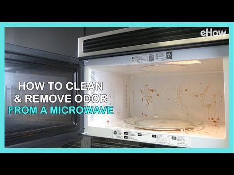 How to Naturally Clean & Remove Odor from a Microwave | DIY IRL