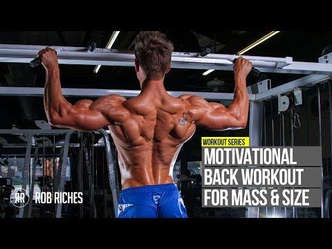 My Heavy Back Day | Motivational