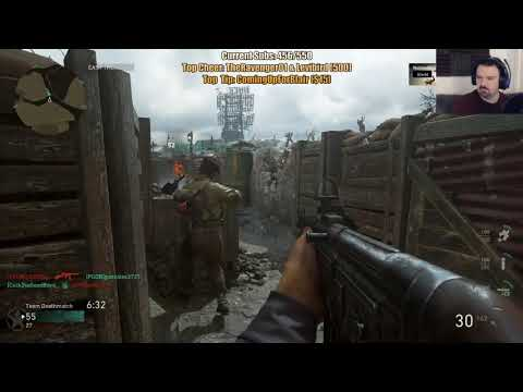 COD WW II MY BEST SESSION EVER! pt17