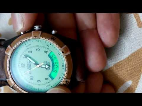 Timex MF13 Expedition Analog-Digital Watch