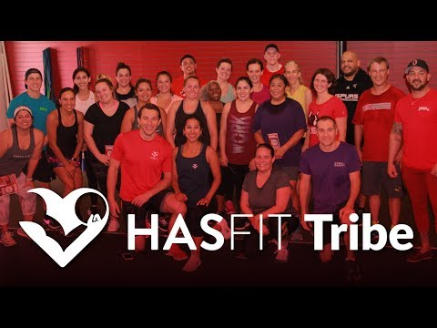 You're Invited! Join the new HASfit Tribe Facebook Group 💪