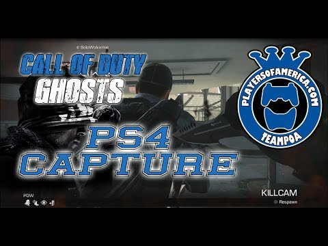PS4 || Call Of Duty: Ghosts || Multiplayer