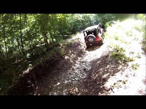 Rush Springs Ranch Offroad Park ~ Part 2 ~ A bit more Challenging