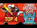 Lethal League Blaze - Combo Breaker 2019 TOP 4 [1080p/60fps]