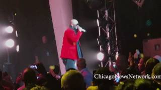 R Kelly in Chicago December 2016