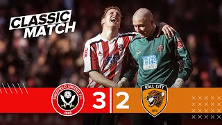 Sheffield United 3-2 Hull City | Classic Match 2005/06