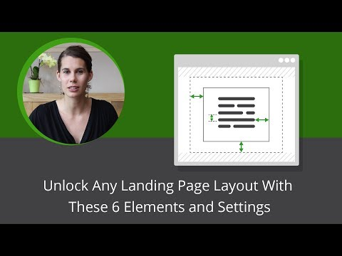 How to Build Any Landing Page Layout You Like