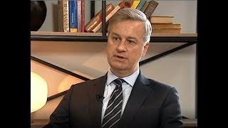 Head of EU Monitoring Mission speaks to Georgian Public Broadcaster