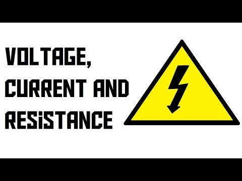 What's more dangerous, high voltage or high current? (AKIO TV)