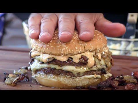 Junkyard Dog Burger Recipe!