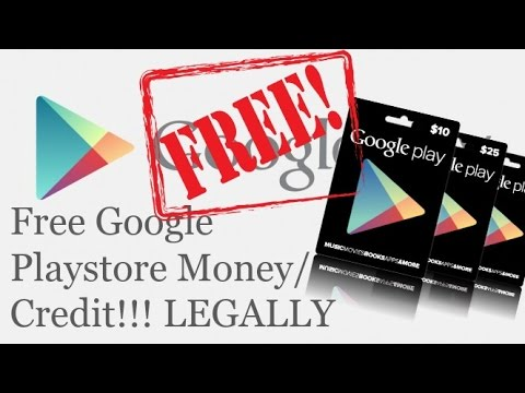 FREE PLAY STORE MONEY!! 100% LEGAL