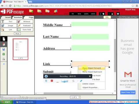 fillable pdf Bangla  1
