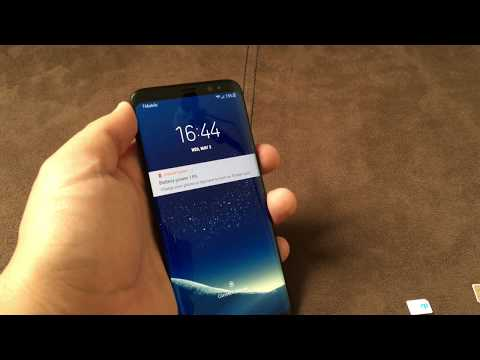 Verizon Samsung Galaxy S8 works on T-Mobile & AT&T