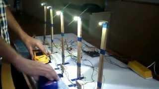 ARDUINO BASED LED STREET LIGHT AUTO INTENSITY
