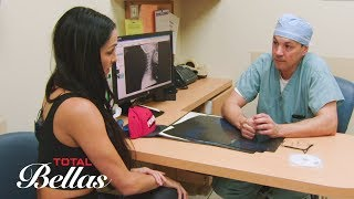Nikki Bella receives upsetting news from her surgeon: Total Bellas Preview Clip: Oct. 18, 2017