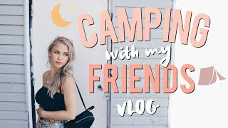 GOING CAMPING: WEEKEND IN MY LIFE | Jess Brooke