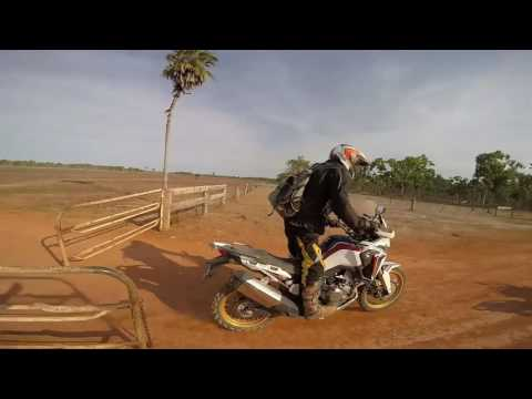 Daryl Beattie Adventures - Africa Twin trip - Cairns to Cape York
