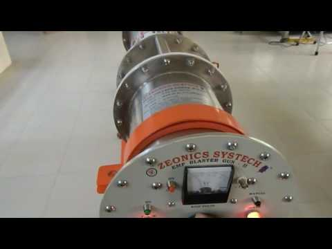 Zeonics Systech EMP Blaster Gun -II