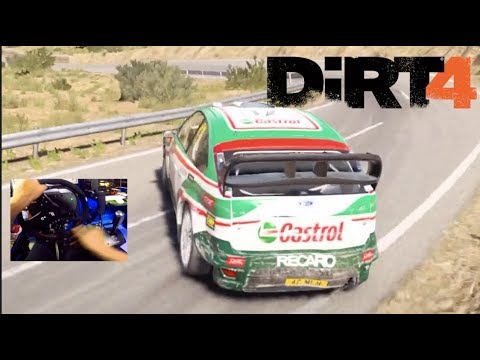 DIRT4 GoPro WORKING Handbrake on XB1 /DUMBEST Thing Ive Done LOL