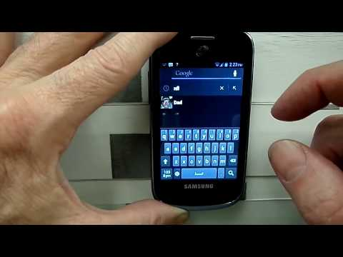 Samsung Galaxy Centura Review & Sim Card Removal