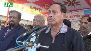 Either Jatiya Party or Awami League will come into power, says HM Ershad