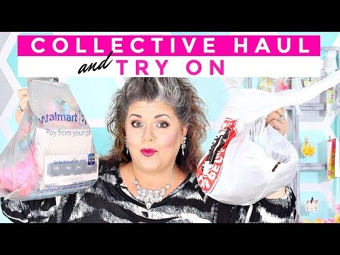 COLLECTIVE HAUL AND TRY ON | FIVE BELOW AND MORE