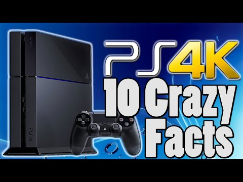 PS4 Neo- 10 Crazy Must Know Facts (PS4.5k Facts) (PS Neo, PS4K)