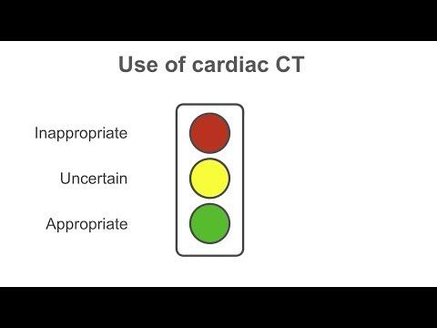 Using appropriate criteria in cardiac CT.