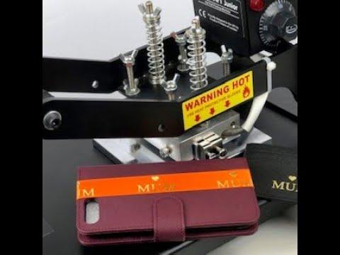 Foilcraft Junior Hot Foil Stamping Machine