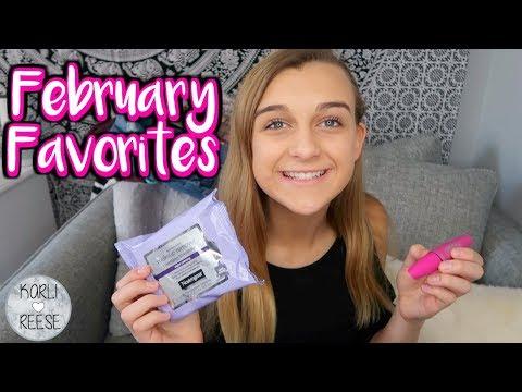 MY FEBRUARY FAVS | BEAUTY & FASHION!
