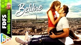 Hit or Miss.. Check out the most Exhaustive Public Opinion of #Befikre