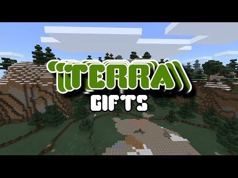 Minecraft Server - Terra - Episode 4 - Gifts