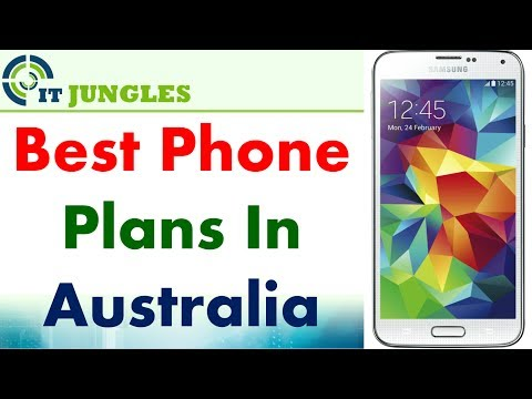 Samsung Galaxy S5: Cheapest Phone Contract in Australia