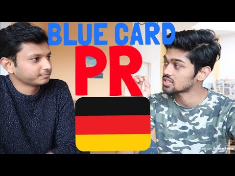 EVERYTHING YOU NEED TO KNOW ABOUT BLUE CARD/ PR IN GERMANY