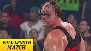FULL MATCH - Triple H vs. Kane - Championship vs. Mask Match - Raw, June 23, 2003