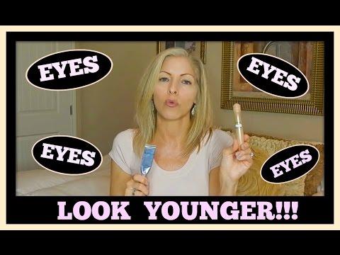 Look Younger!  Neutrogena Rapid Wrinkle Repair Eye Cream & Garnier Anti-Dark Circle Eye Roller
