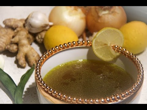 Delicious Organic Chicken Broth | DESI MURGH YAKHNI | GREAT FOR PATIENTS , NEW MOTHERS & COLDS!