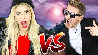 Diss Track Rap Battle Rebecca Zamolo Dance Song! (24 hour Music Video Challenge Funny Best Friends)