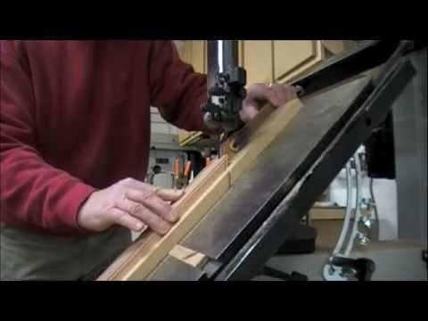Woodworking - How to Make Inlay Banding