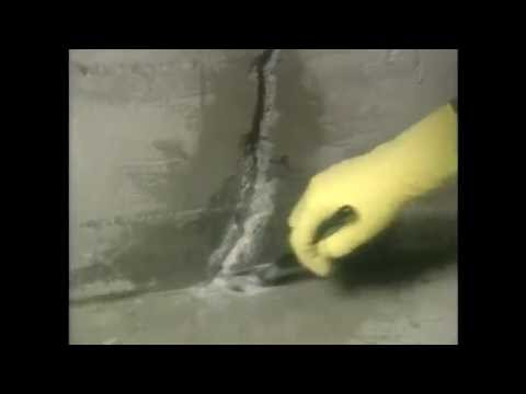 How To Repair Crack In Basement Wall