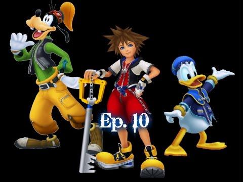 Kingdom Hearts 1 Final Mix HD: Ep.10: Monstro