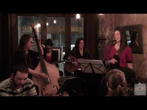 Les Velvettes - Live @ The Club