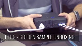 Unboxing Video - PLUG The World