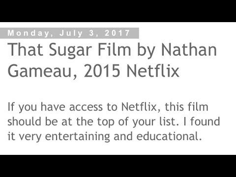 That Sugar Film *Edited* Part 2 of 4